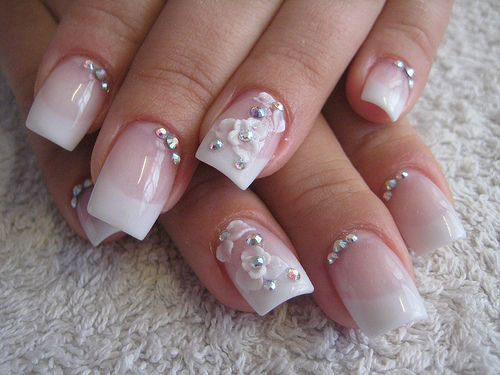 3D Nail Stickers Nail Art Designs NAILKART