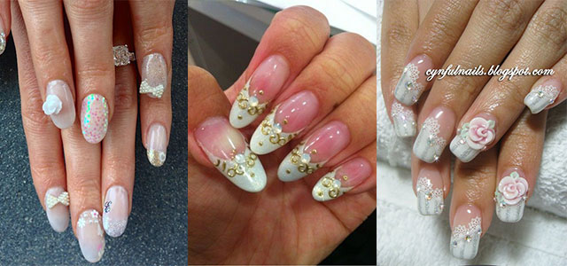 10-Inspiring-3D-Wedding-Nail-Art-Designs-Ideas-Trends-Stickers-3d-Nails-F
