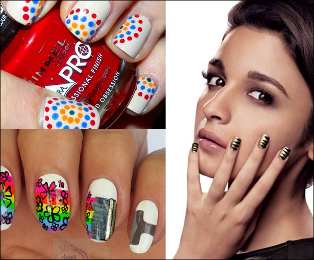 Beginners Guide How To Do Nail Art Part