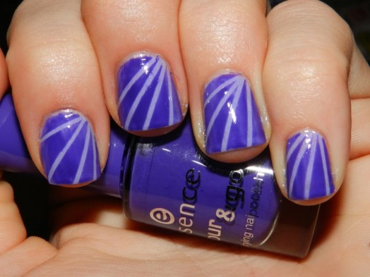 Striping Tape nail art