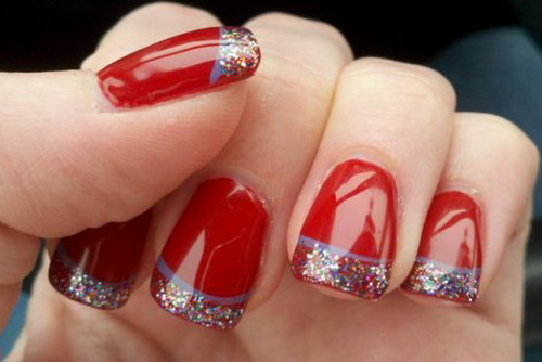 Red-New-Nail-Art-Designs