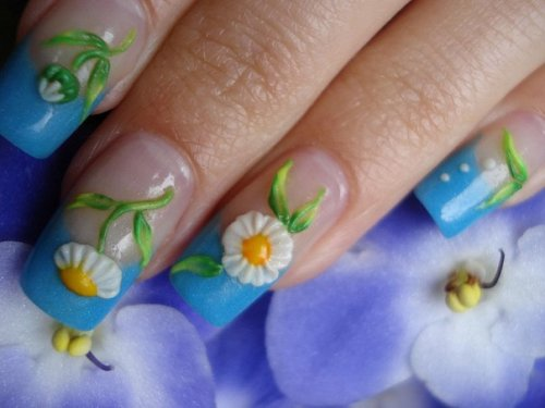 Creative Nail Designs Fake Nails