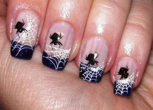 beautiful Halloween nails