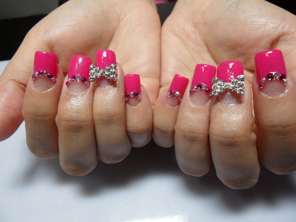 tip artificial nails