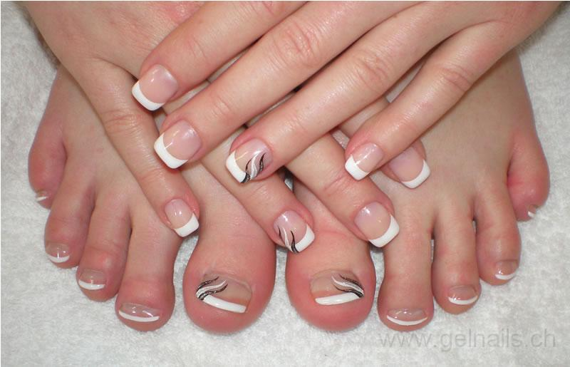 Nail art for your beautiful feet nailkart liner nail art prinsesfo Gallery