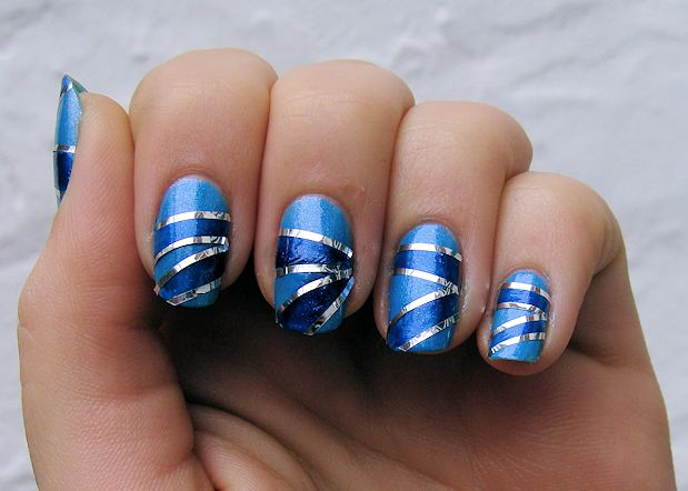 nail art stiping tapes 1