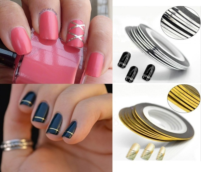 nail art stiping tapes 6