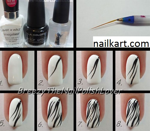 30 Best Nail Art Image Tutorials Gives You Sexy Nails Nailkart