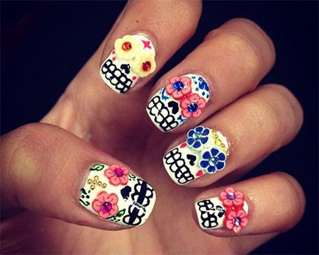 10-Halloween-3d-Nail-Art-Designs-Ideas-Trends-Stickers-2014-4