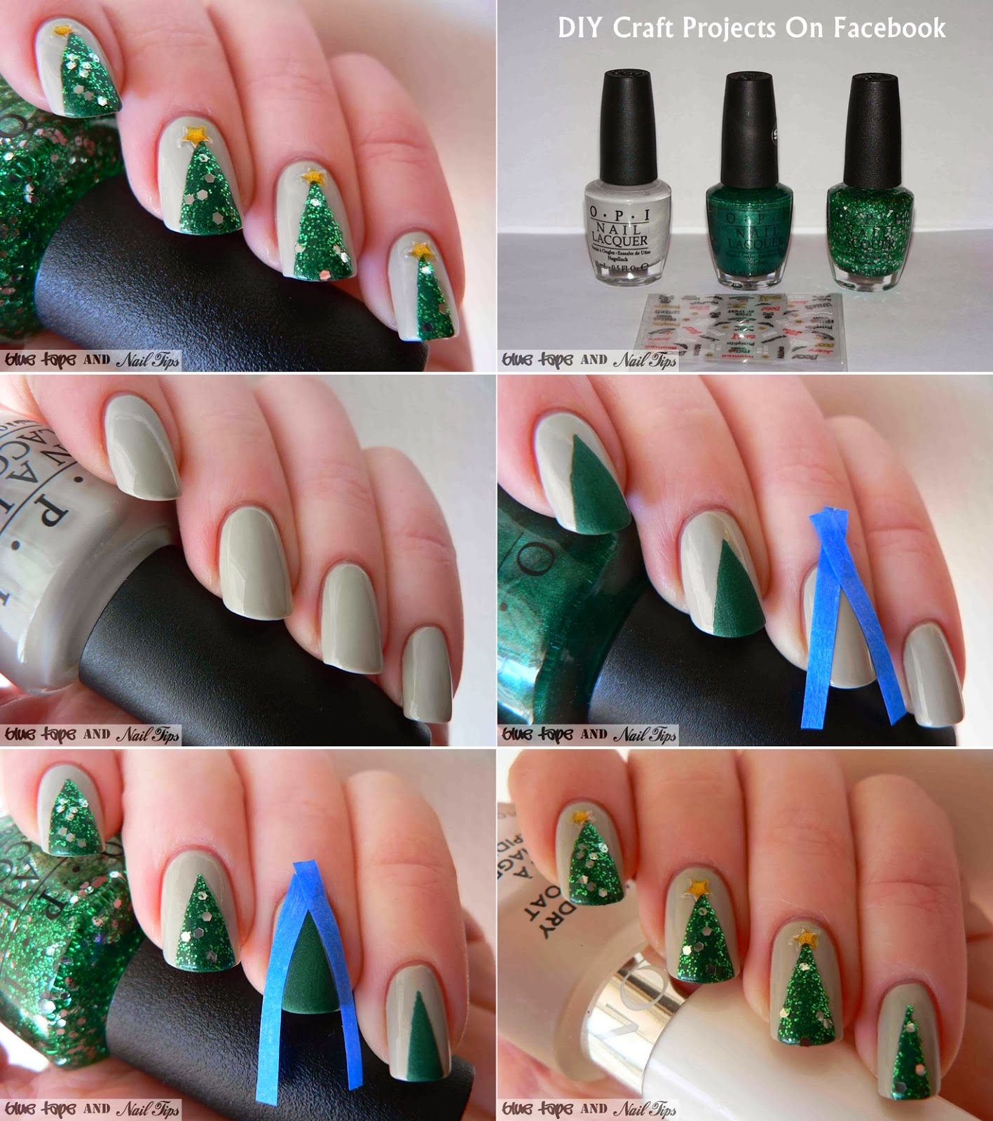Nail Art Simple Step By Step: 22+ Simple And Easy Nail Art Designs You Can Do Yourself