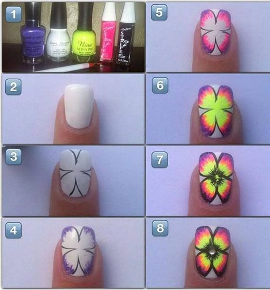 22 Simple And Easy Nail Art Designs You Can Do Yourself
