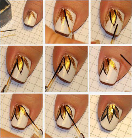 Art Tutorial 10 Nail Designs