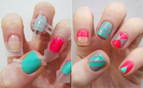 Cool Nail Designs Tutorials Cool Nail Designs