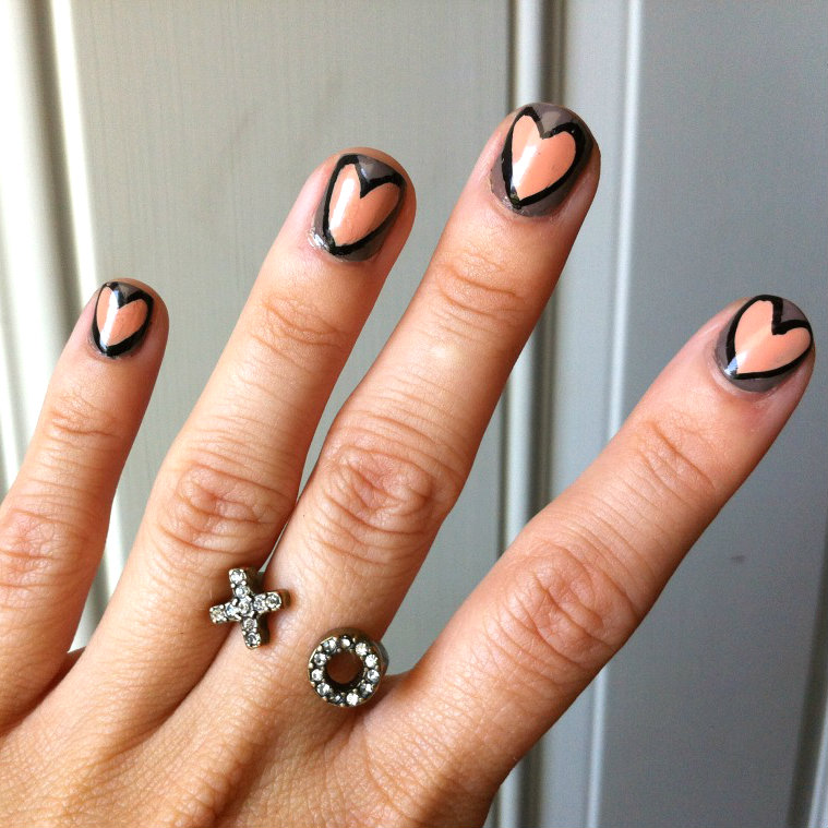 22+ Simple and easy nail art designs you can do yourself – NAILKART ...