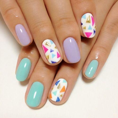 nail art designs diamonds