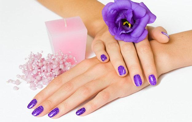 rockstar shellac nails