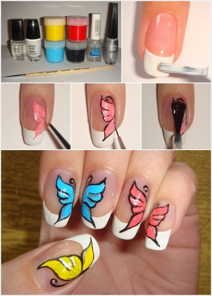 30 best nail art image tutorials gives you sexy nails nailkart nail art designs prinsesfo Image collections