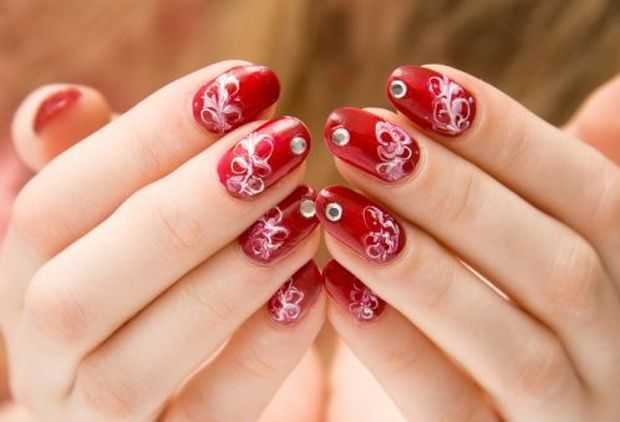 easy art nail design