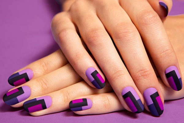 most stylish nail art designs - Simple Beautiful Nail Art Designs – NAILKART.com
