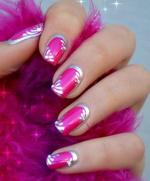 NAIL ART FOIL PRODUCTS STICKERS