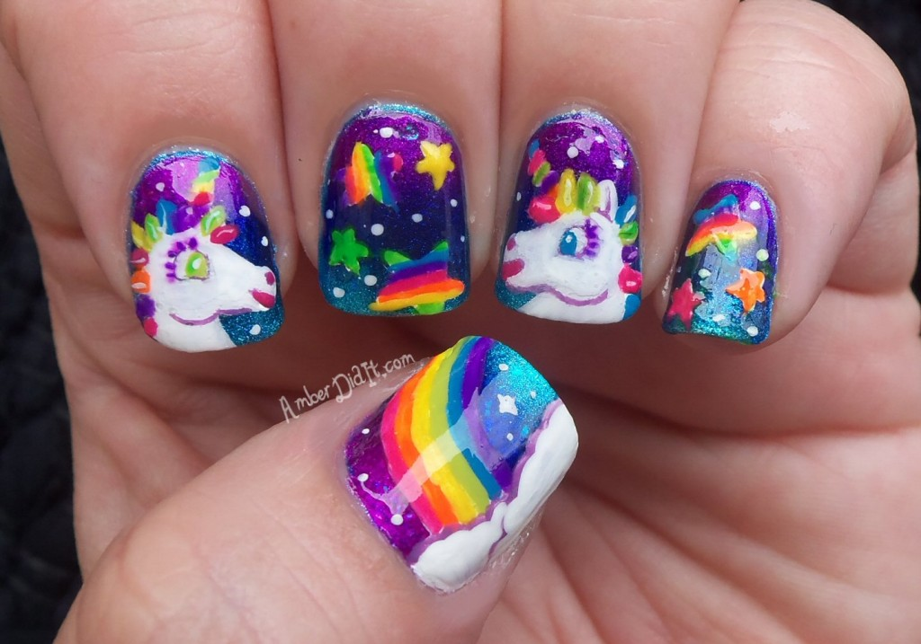 nail art designs for children