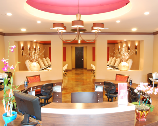 Top 35 images of nail salons interior for A q nail salon