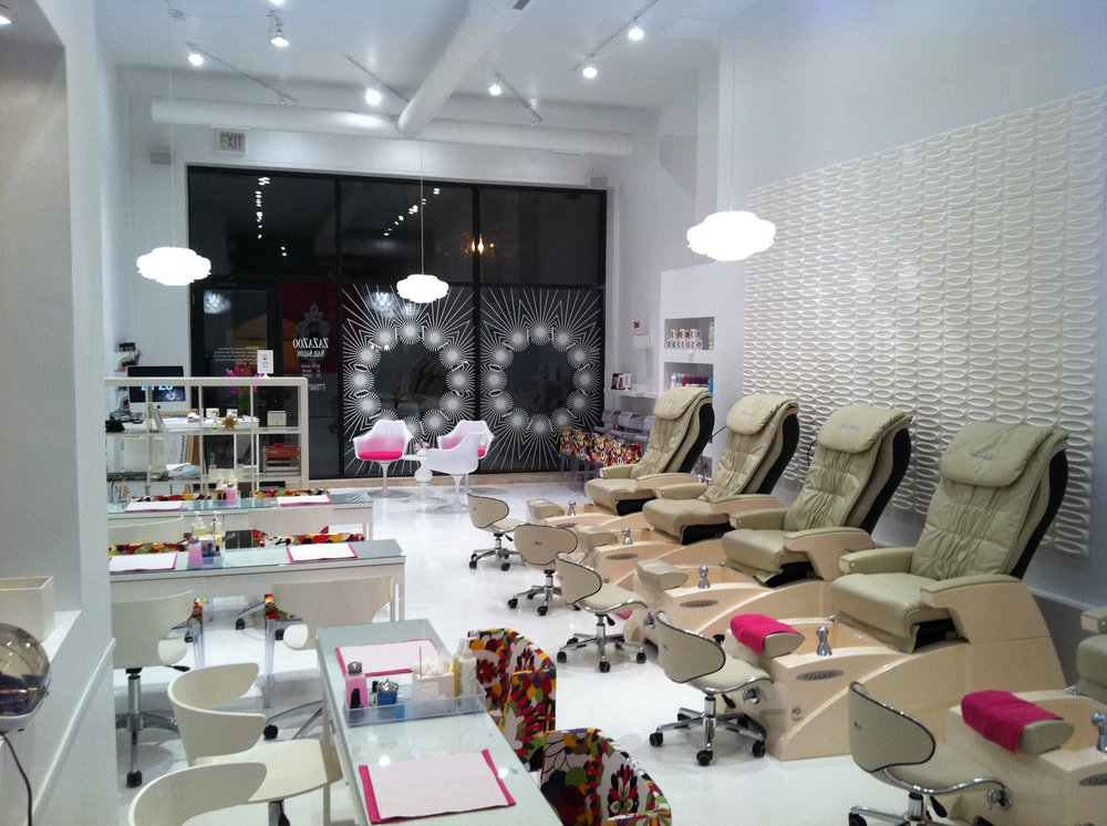 Stunning Nail Salon Interior Design Ideas Pictures - Decorating ...