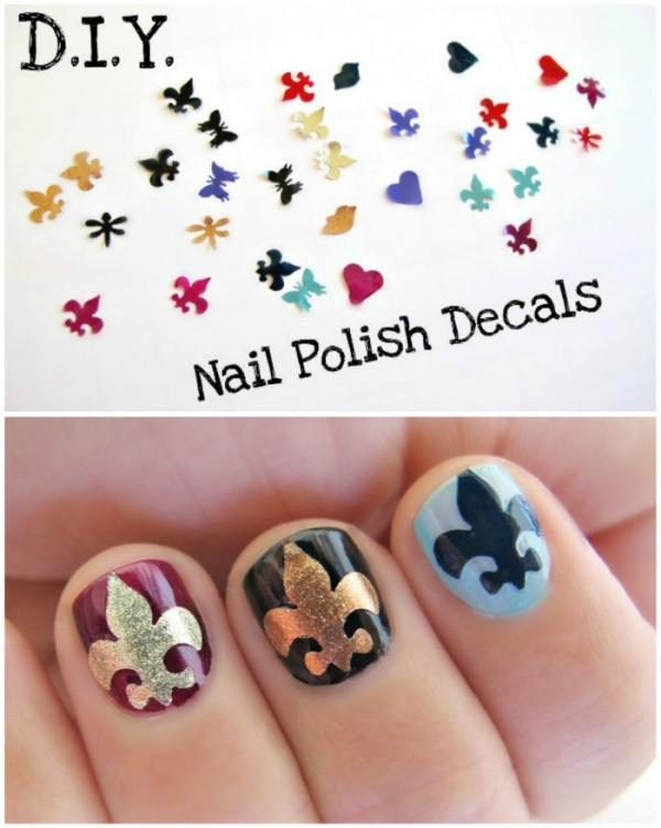 diy gel nail polish
