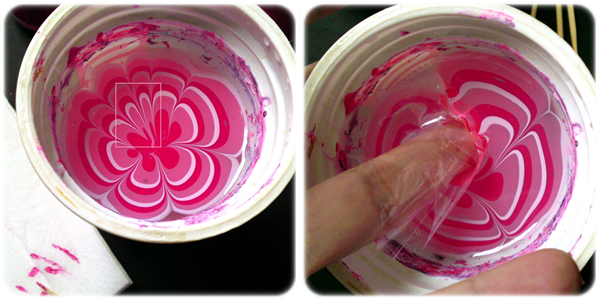 Water Marble Nail Art At Home For Beginners Nailkart